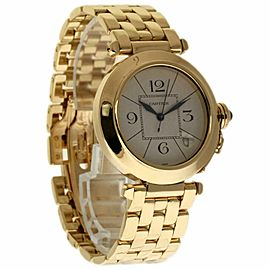 Cartier Pasha 820903 Gold 38.0mm Watch