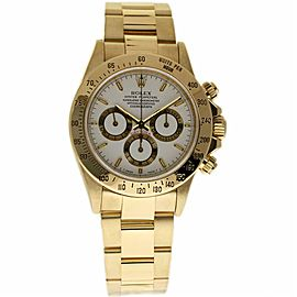 Rolex Daytona 16528 Gold 40.0mm Watch