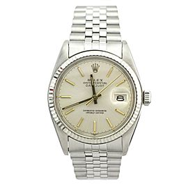Rolex Datejust 16014 Steel 36.0mm Watch
