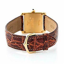Cartier Tank Francaise 1821 Gold 27.0mm Watch