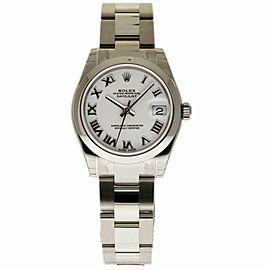 Rolex Datejust 178240 Steel 31.0mm Womens Watch