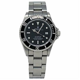 Rolex Sea-dweller 16600 Steel 40.0mm Watch