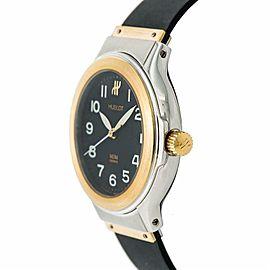 Hublot Mdm 1710.2 Steel 37.0mm Watch