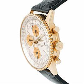 Breitling Navitimer K13022 Gold 41mm Watch