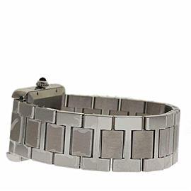 Cartier Tank Solo W5200028 Steel 40.0mm Watch