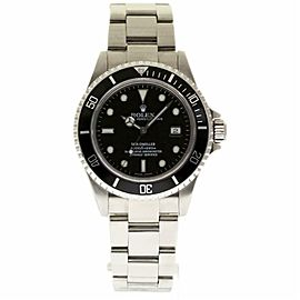 Rolex Sea-dweller 16600 Steel 40.0mm Mens Watch