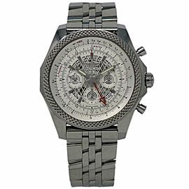 Breitling Bentley AB0431 Steel 49.0mm Watch