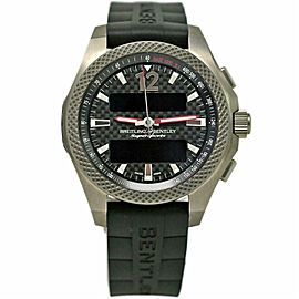 Breitling Bentley EB5520 Titanium 46.0mm Watch