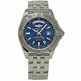 Breitling Galactic A45320 Steel 43.0mm Watch