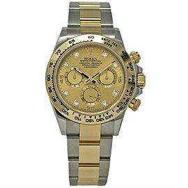 Rolex Daytona 116503 Steel 40.0mm Watch
