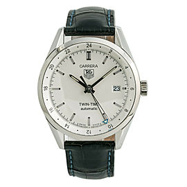 Tag Heuer Carrera WV2116 Steel 39mm Watch