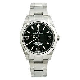 Rolex Explorer 214270 Steel 39mm Watch