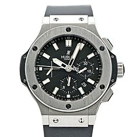 Men's Hublot Big Bang Chronograph Stainless Steel w/ Black Dial 301.SX.1170.RX