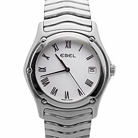 Ebel Wave E9187F41 Steel 37.0mm Watch