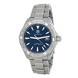 Tag Heuer Aquaracer Stainless Steel Automatic Men's Watch WAY2112.BA0928