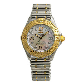 Breitling B Class D67365 Steel 31mm Womens Watch