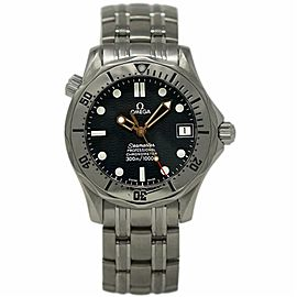 Omega Seamaster 2551.80. Steel 36.0mm Watch