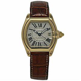 Cartier Roadster W62005V2 Gold 38.0mm Watch