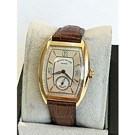 Franck Muller Casablanca Master of Complications Havana 7502 S6 18K Rose Gold