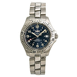 Breitling Colt A74350 Steel 38mm Watch
