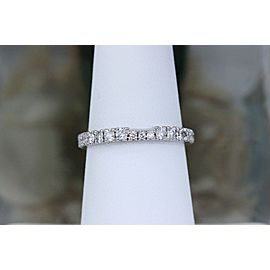 Neil Lane 1/2 tcw Diamond Wedding Band in 14k White Gold