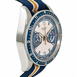 Tudor Heritage 70330B Steel 42.0mm Watch