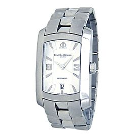 Baume & Mercier Hampton Stainless Steel Automatic Men's Watch 65480