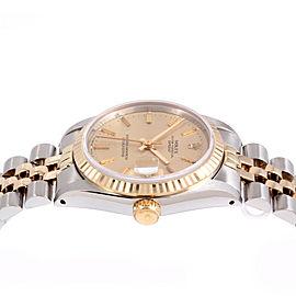 Rolex Datejust 68273 Steel 31mm Women Watch