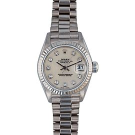Rolex Datejust 69179 Gold 26mm Women Watch