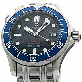 Omega Seamaster 2223.80. Steel 36.0mm Watch
