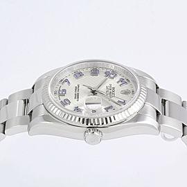 Rolex Datejust 116234 Steel 36.00mm Watch