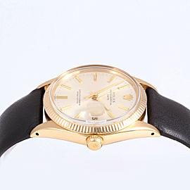 Rolex Date 1503 Steel 34.00mm Watch