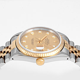 Rolex 16233 Steel 36.00mm Watch