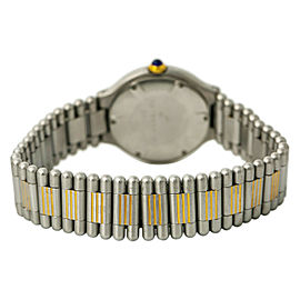 Cartier Must 21 9010 Steel 28mm Women Watch