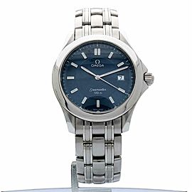 Omega Seamaster 2511.82 Steel 36.0mm Watch