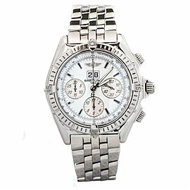Breitling Windrider A44355 Steel 41.0mm Watch