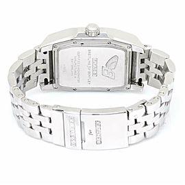 Breitling Bentley A16362 Steel 34.0mm Watch