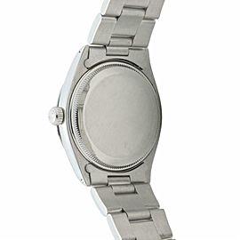 Rolex Oyster Perpetual 6564 Steel 34.0mm Watch