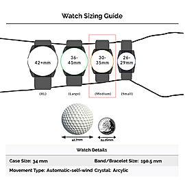 Rolex Date 15010 Steel 34.0mm Watch