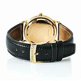 Tiffany & Co. Classic M193 Gold 34.0mm Watch