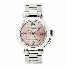 Cartier Pasha 2324 Steel 35.0mm Watch