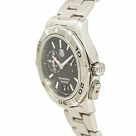 Tag Heuer Aquaracer WAP111Z Steel 39.0mm Watch