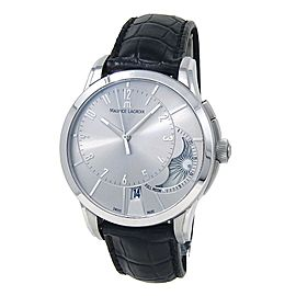 Maurice Lacroix Pontos Decentrique Phase de Lune Automatic Watch PT6318SS001-130