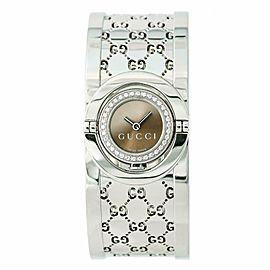 Gucci Twirl 112 Steel 16.0mm Womens Watch