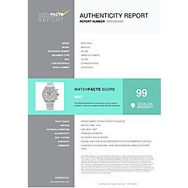 Breitling Bentley A41390 Steel 42.0mm Watch