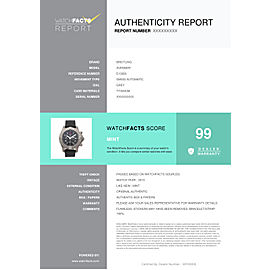 Breitling Avenger E13383 Titanium 45.0mm Watch