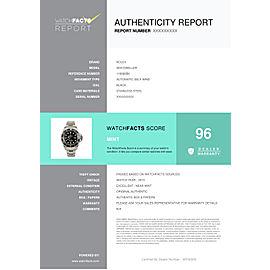 Rolex Sea-dweller 116660BK Steel 44mm Watch