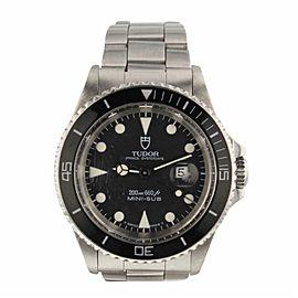 Tudor Submariner 73090 Steel Women Vintage Watch