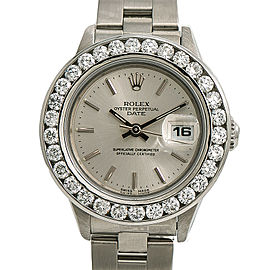 Rolex Datejust 69190 Steel 26mm Women Watch