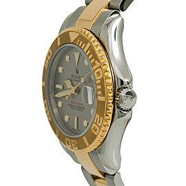 Rolex Yacht-master 168623 Steel 35mm Watch (Certified Authentic & Warranty)